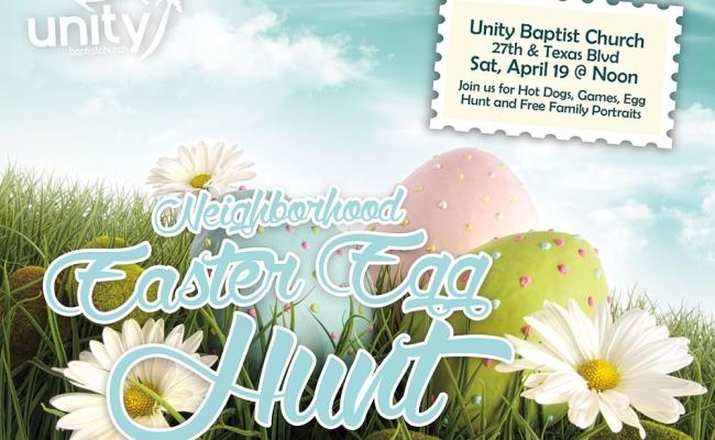Easter Egg Hunt